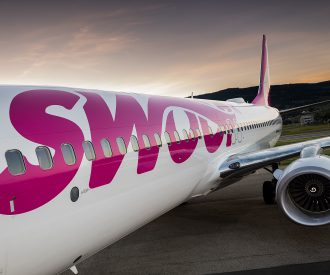 Swoop Airplane